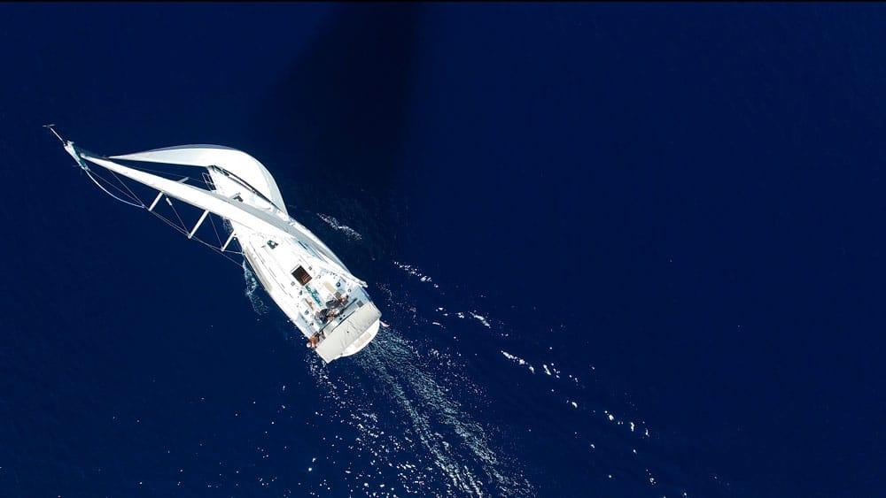 rentabilidade do patrimônio lancha em alto mar